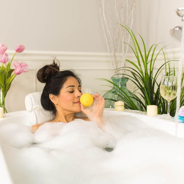 Nectar Bath Treats Detoxify Your Mind Bath Bomb bath bomb
