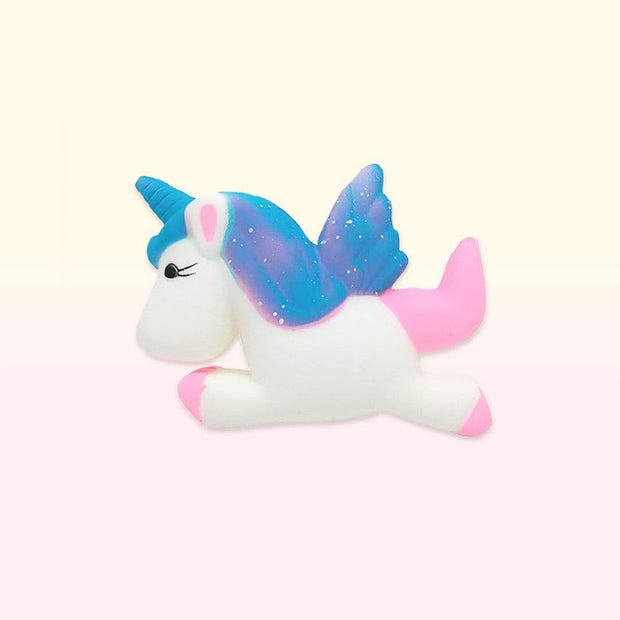Nectar Bath Treats Flying Unicorn Squishy