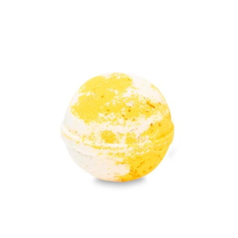 Nectar Bath Treats Lemon Drop Bath Bomb bath bomb