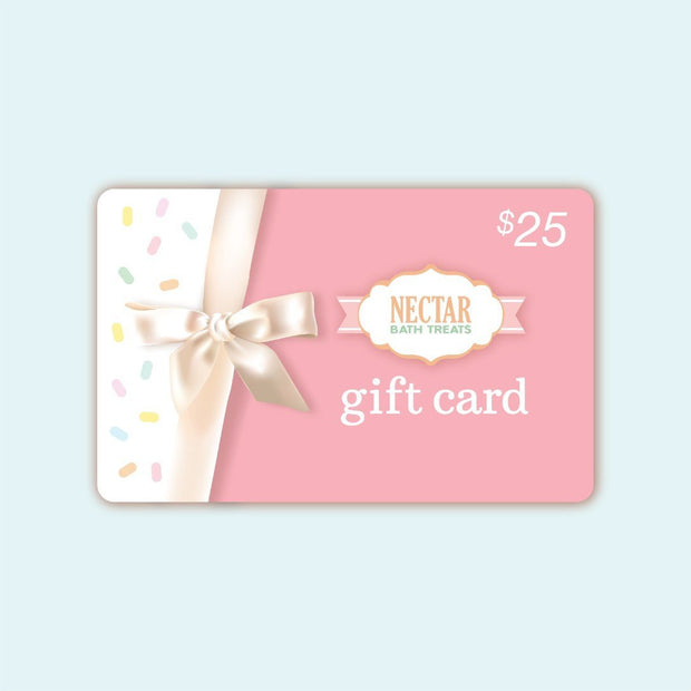 Nectar Bath Treats Nectar Bath Treats Digital Gift Cards Gift Card