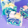 Nectar Bath Treats Ocean Breeze Shea Bar Soap Handmade Bar Soap