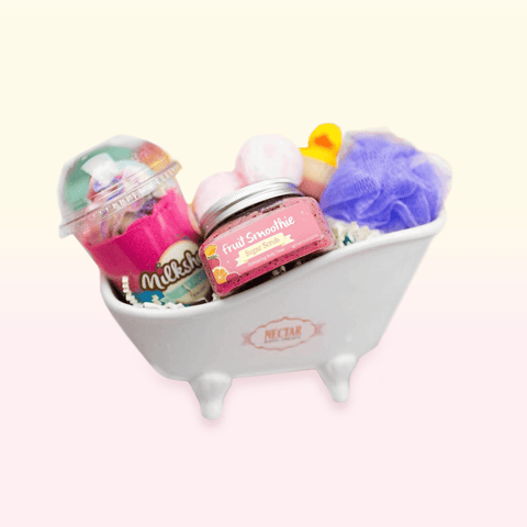 Nectar Bath Treats Perfect Spa Gift Set Bath and Body Gift Set
