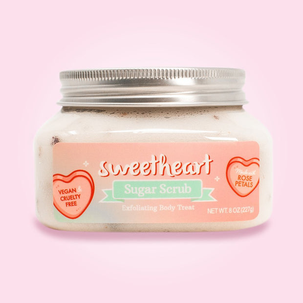 Nectar Bath Treats Sweetheart Sugar Body Scrub Body Scrub