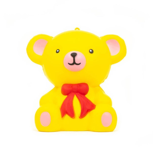 Nectar Bath Treats Teddy Bear Slow Rise Stress Relief Squishy