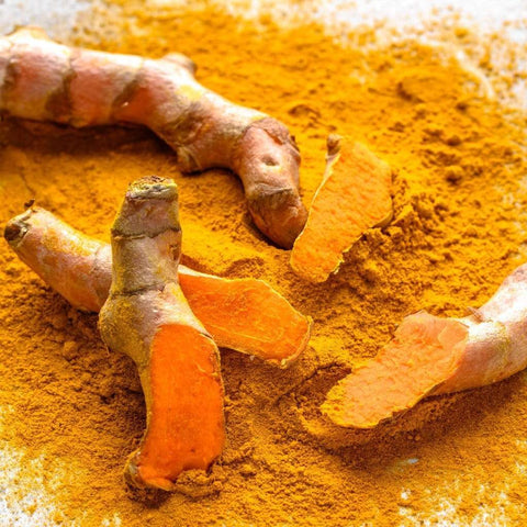 Nectar Bath Treats Turmeric Powder (0.05oz) Mix in Mask Add in