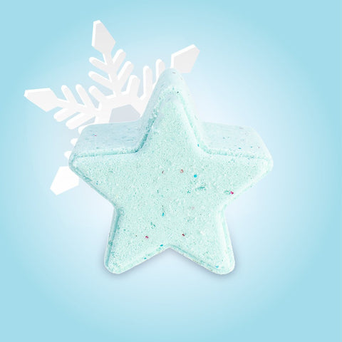 Nectar Bath Treats Twinkle Twinkle Little Star Gift Set - Peppermint Vanilla Edition Bath and Body Gift Set