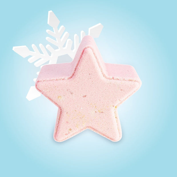 Nectar Bath Treats Twinkle Twinkle Little Star Gift Set - Sweet Bakery Edition Bath and Body Gift Set