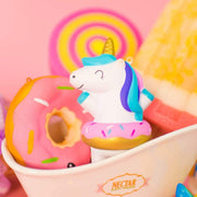 Nectar Bath Treats Unicorn Donut Squishy