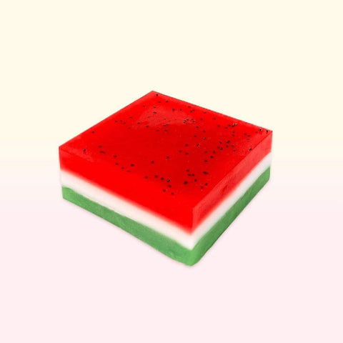 Nectar Bath Treats Watermelon Splash Bar Soap Handmade Bar Soap