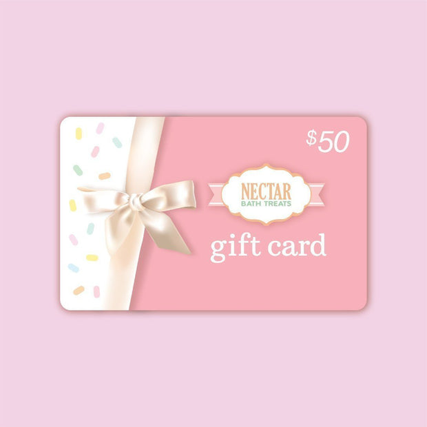 Rise.ai Nectar Bath Treats Digital Gift Cards