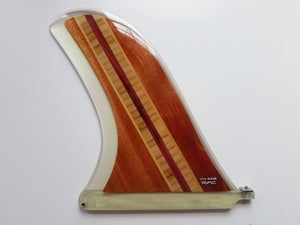 Rainbow Fin Company Nomad 10.25 - Wooden Marquetry Inlay