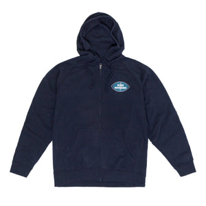 Original Bing Premium Hooded Sweatshirt Blue