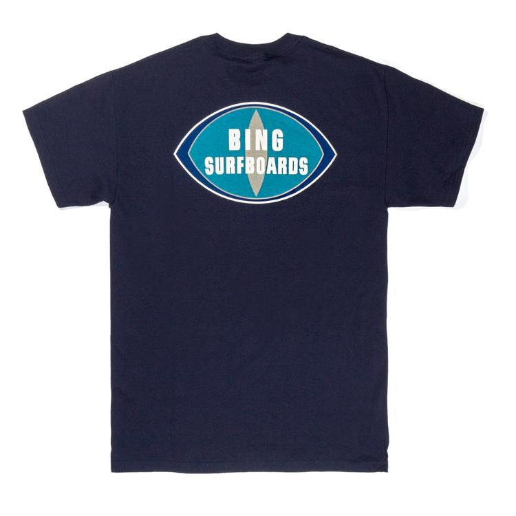 Original Bing Classic S/S T-Shirt Navy