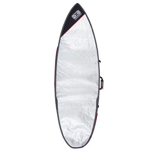 Ocean and Earth Compact Day Shortboard Bag 6'8 Black