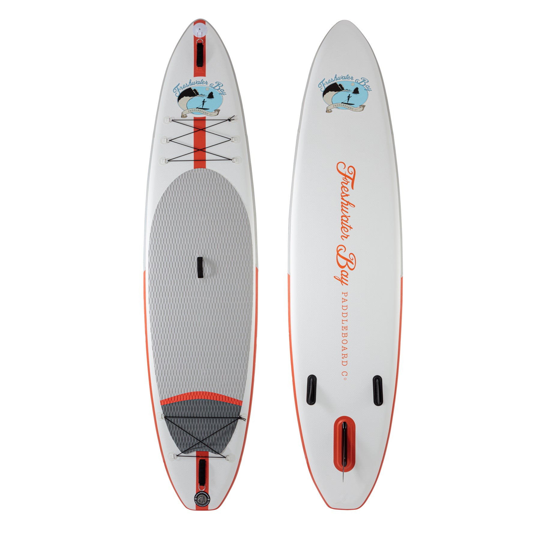 Freshwater Bay Paddleboard Co 11'5 Compact SUP