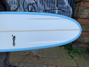9'2 Atlantic Defiant in Sky Blue resin tint
