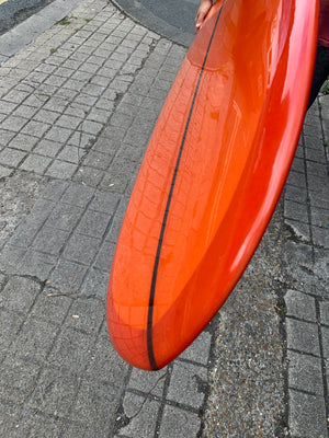9'2 Bing Beacon in Blazing Orange Tint