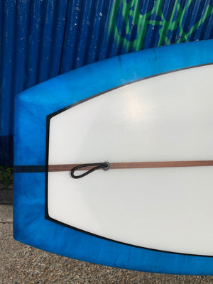 9'6 Bing California Square in Resin Swirl