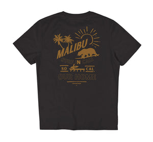 Lightning Bolt T-shirt - Limited Edition Malibu - Phantom