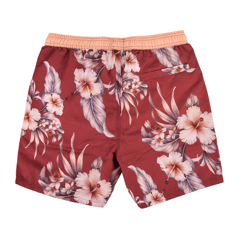 Lightning Bolt Botanic Boardshort
