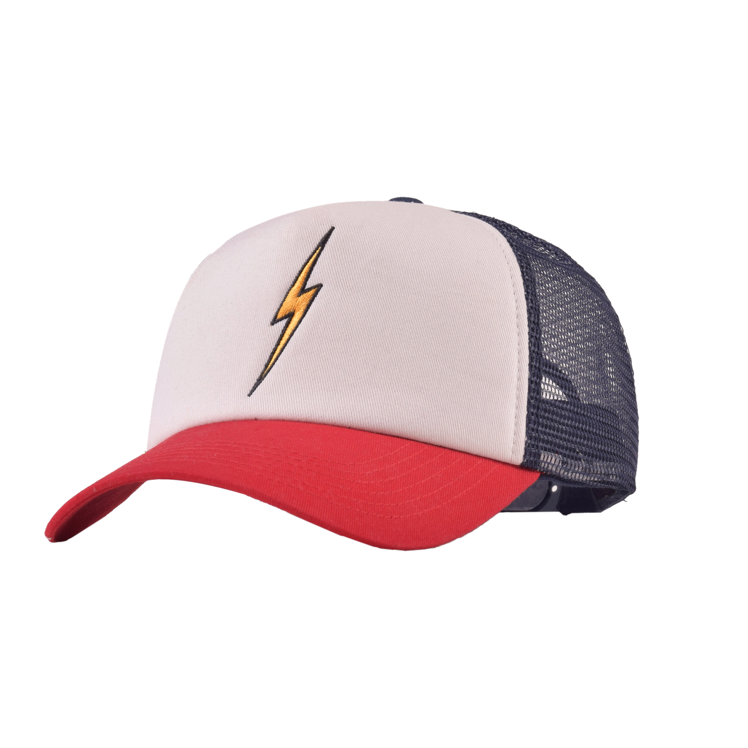 Lightning Bolt Trucker Cap