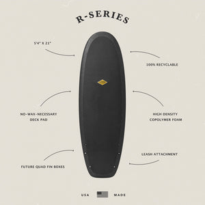 Almond 'R' Series Secret Menu 5'4