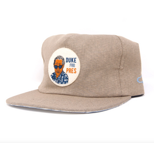 The Ampal Creative - Duke For Pres Strapback