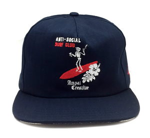 The Ampal Creative -Death Glide Strapback