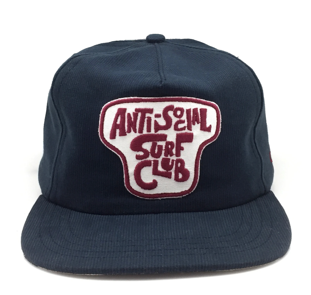 The Ampal Creative - Anti Social Surf Club II - Snapback Navy