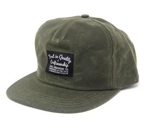 The Ampal Creative - Wax II - Snapback Olive
