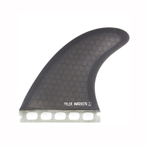 Tyler Warren Quad Fin Set Futures Black