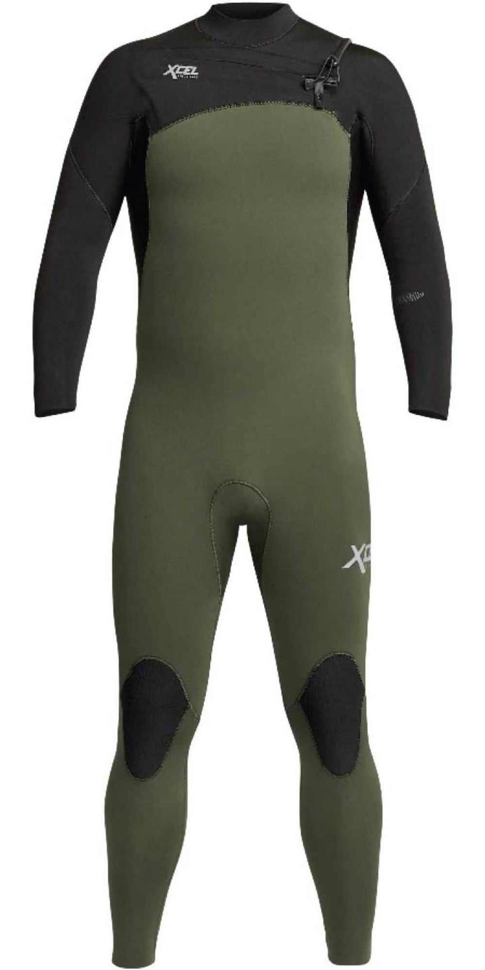 XCEL 4/3 INFINITI FOREST GREEN WETSUIT 2021