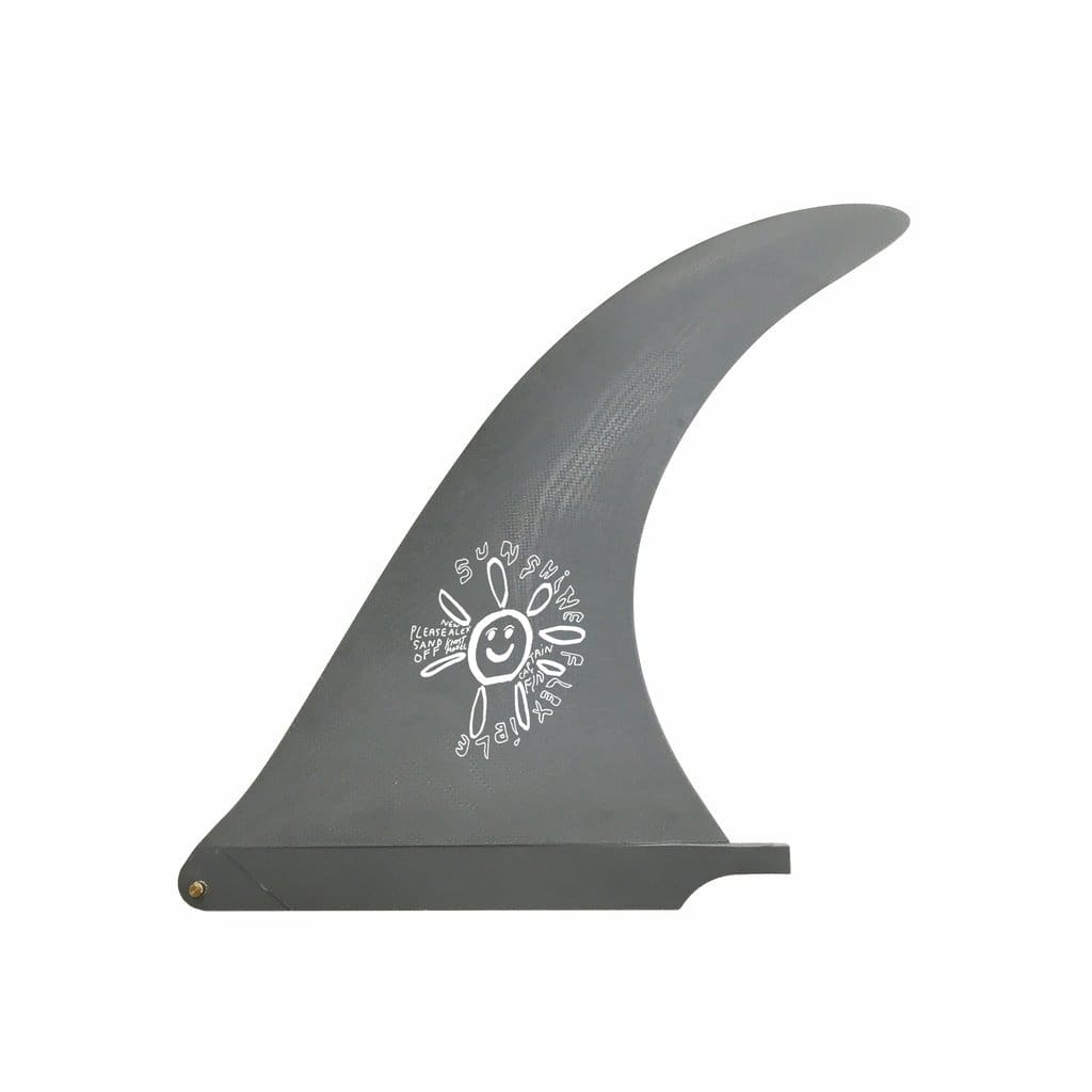 Alex Knost Sunshine 10 Grey - fins
