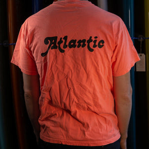 Atlantic Washed Tee - apparel