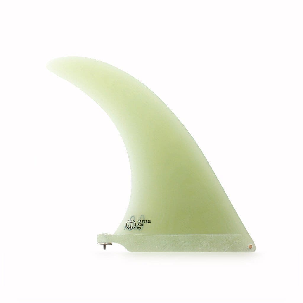 Chris Christenson Tracker 9 Clear - fins