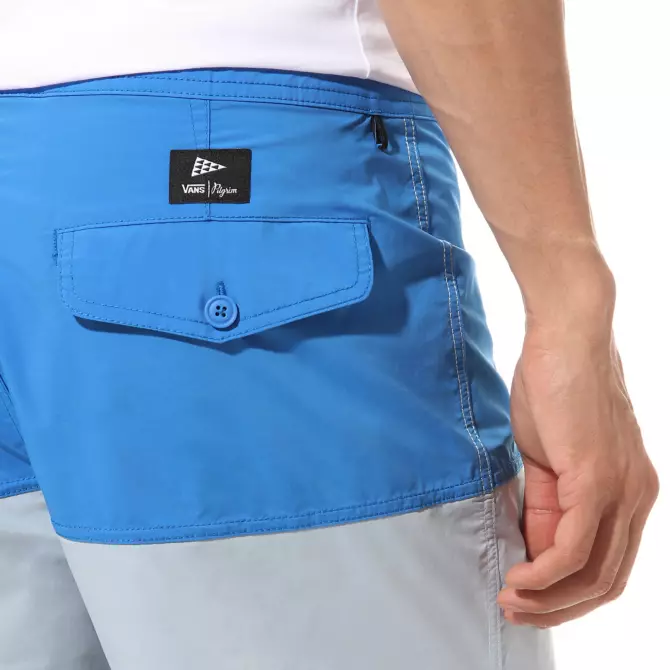 VANS x Pilgrim Surf +Supply Boardshorts