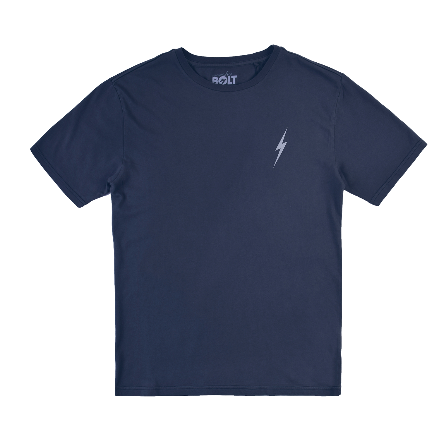 Lightning Bolt Essentials T-shirt - Dress Blue