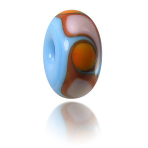 Nalu Beads - Fistral Beach Surf Bead