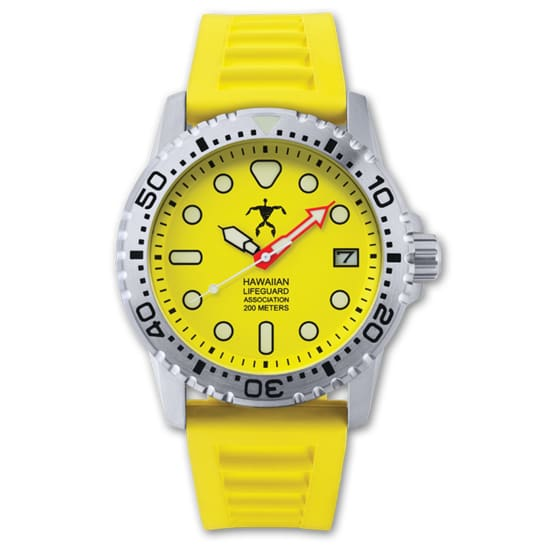 Hawaiian Lifeguard Association Surf Watch SZ5508