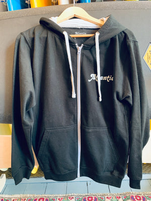 Atlantic Team Hoodie Black/Heather