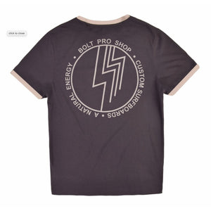 Lightning Bolt Pro Pocket T-shirt - clothing