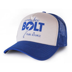 Lightning Bolt Pure Source Trucker Cap - clothing