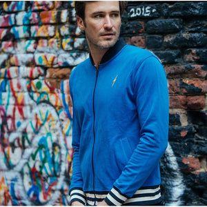 Lightning Bolt Solid Bomber - clothing