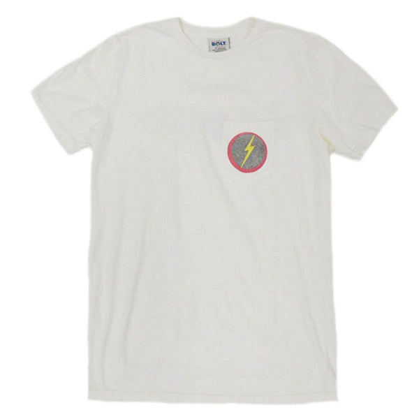 Lightning Bolt Team Bolt Wings SS Pocket T-shirt - clothing