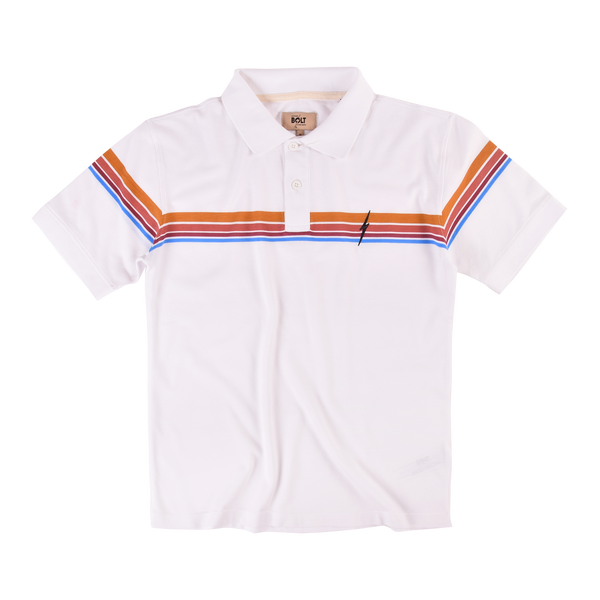 Lightning Bolt Aikau Polo Shirt