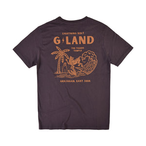 Lightning Bolt T-shirt - Limited Edition G-Land Phantom