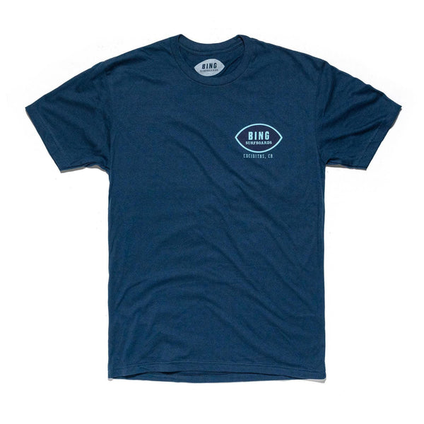 Original Bing Classic T-Shirt Navy - clothing