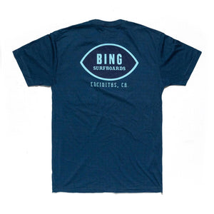 Original Bing Classic T-Shirt Navy - s - clothing