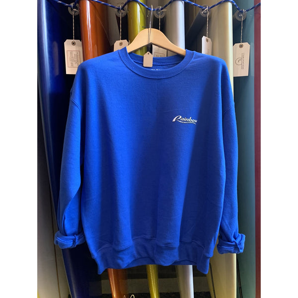 Rainbow Fin Co Sweatshirt - apparel