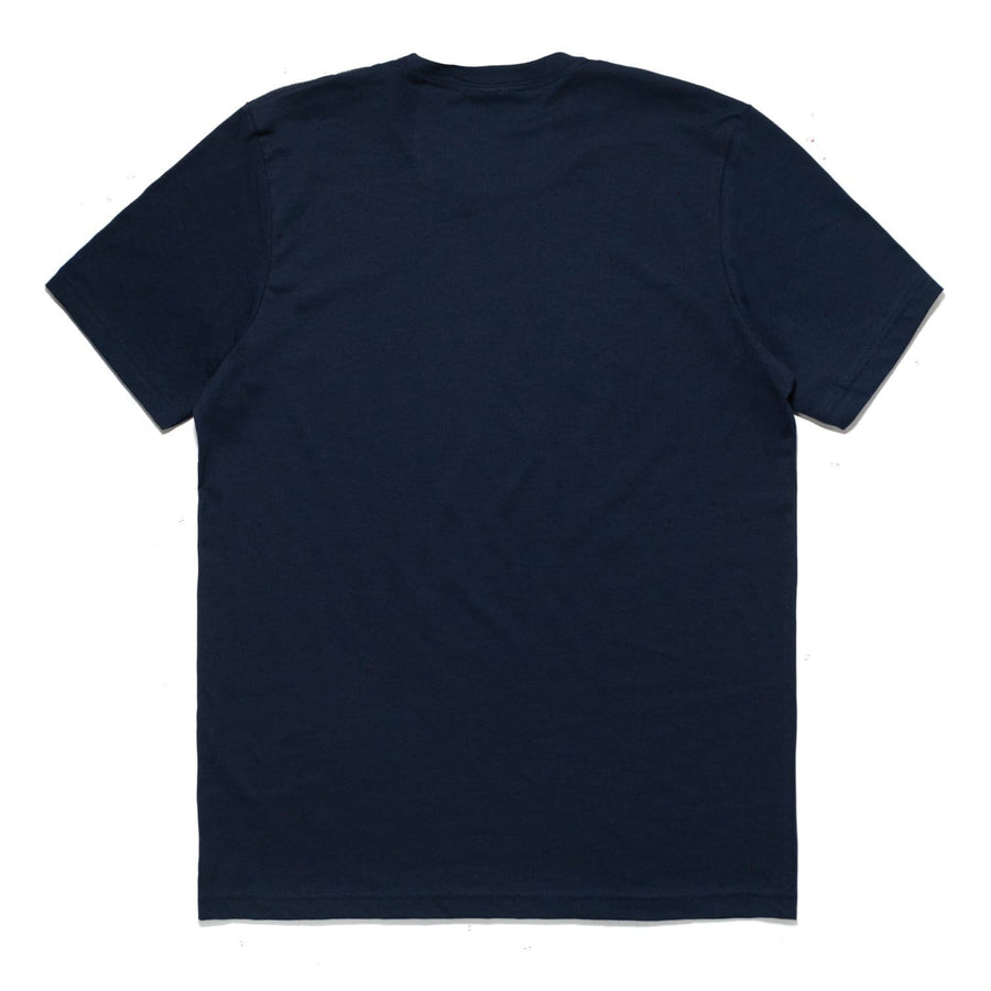San Onofre Surf Co Libre T shirt Navy - clothing